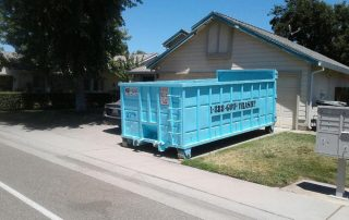 Roll-Off Dumpsters in Sacramento Ca